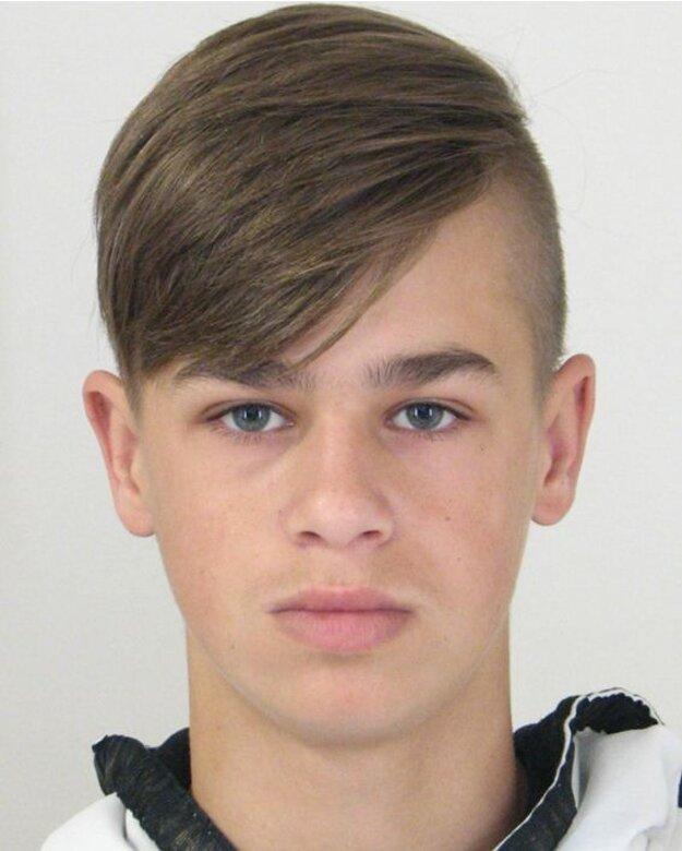 Nezvestný 16-ročný Milan.