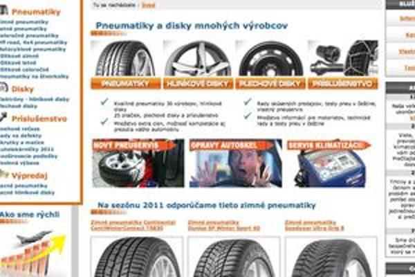 Internet predstavuje na Slovensku približne 20 percent z celkového množstva predaných pneumatík a pri troche šťastia pomôže spotrebiteľovi ušetriť okolo 15 percent z ceny. Zároveň umožňuje porovnať ceny. S objednaním netreba váhať.