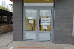 Nové odberové miesto na antigénové testovanie vzniklo v Nových Zámkoch na Michalskej bašte 27.