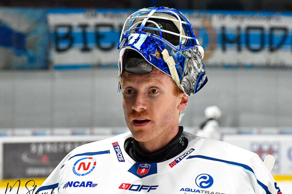 Hrdinom Nitry v Košiciach bol popri gólovom Romanovi Žitnom brankár Evan Cowley.