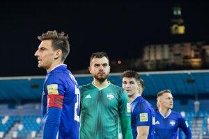 Futbalisti Nitry sa držia v najlepšej šestke Fortuna ligy.