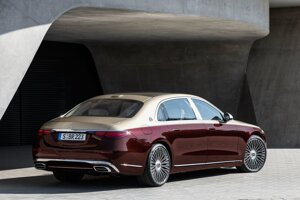 Mercedes-Benz triedy S Maybach