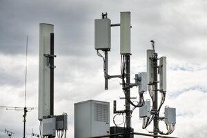 Vysielače mobilnej siete 5G