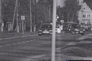 Takto zachytili policajti šoférku.