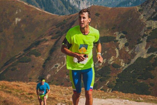 Michal Tuka miluje horské behy.