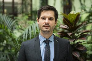 Štátny tajomník ministerstva životného prostredia Michal Kiča.