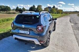 Dacia Duster LPG