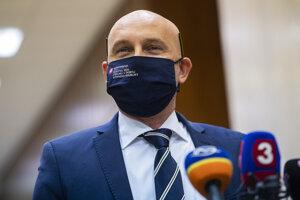 Branislav Gröhling, minister školstva, vedy, výskumu a športu SR.