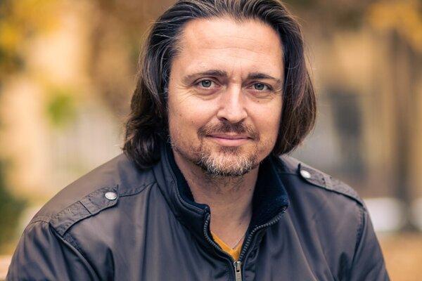 Martin Kusenda, riaditeľ Starého divadla Karola Spišáka v Nitre.