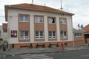 Mestský úrad v Bojniciach.