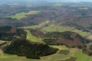 Pohorie Švábska Alba.