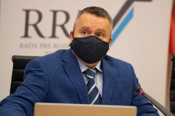 Predseda Rady pre rozpočtovú zodpovednosť Ján Tóth.