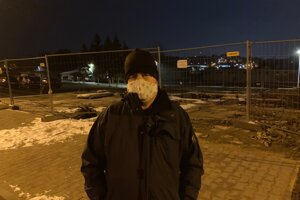 M. Majoroš žil v bytovke, ktorá vybuchla.