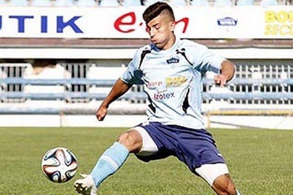 Útočník dorastu FC Nitra Daniel Bojda prestúpil do Mladej Boleslavi.
