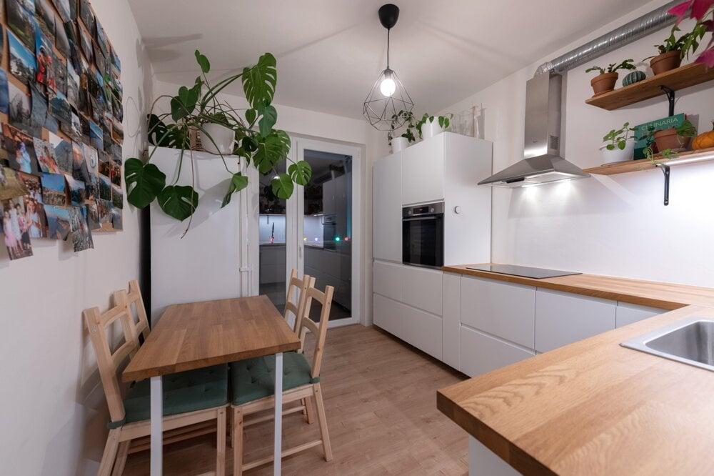 Petržalský byt je už druhá Michalova nehnuteľnosť.