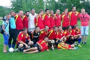 Futbalisti Bábu sa stali víťazmi turnaja v Hájskom, keď porazili Hornú Kráľovú aj Močenok.