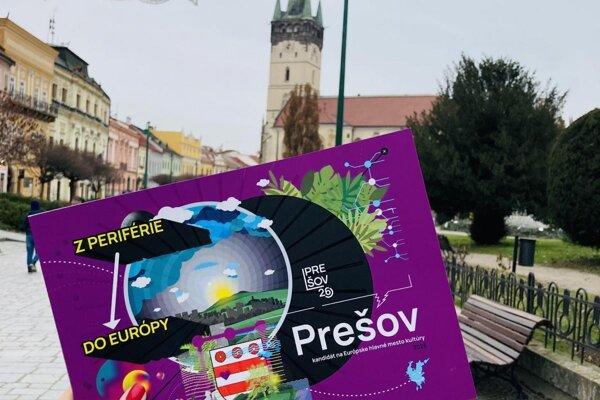 Prešov kandiduje na titul EHMK.