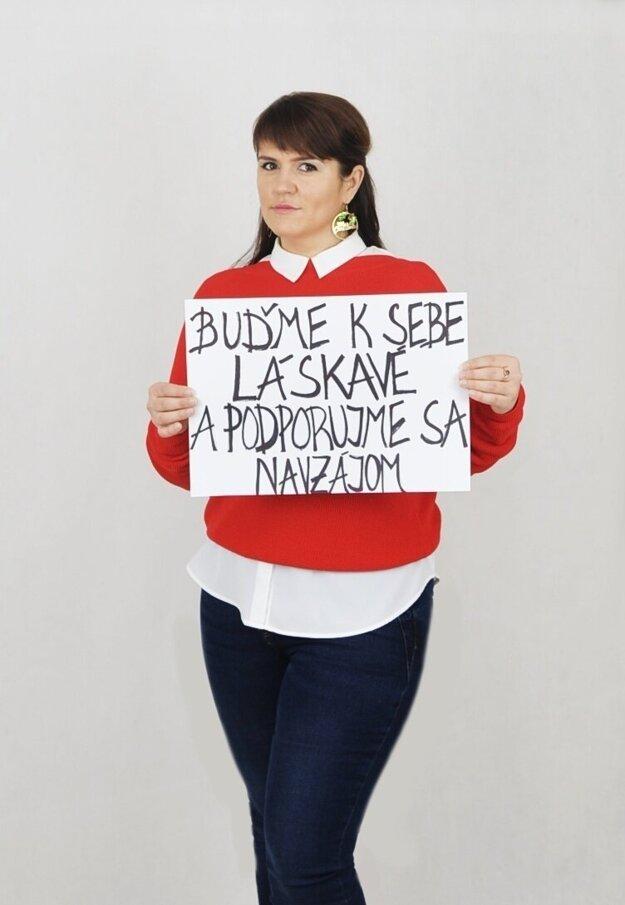 Mária Kevická, právnička ariaditeľka neziskovej organizácie VEPOS horného Turca.