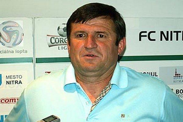 Michal Hipp je od utorka novým trénerom FC Nitra.