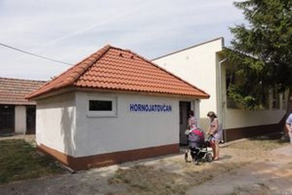 Sieň tradícií nechali zrekonštruovať členovia OZ - Peter Gomboš, Martin Ivan Kukan a Dano Kňažko.