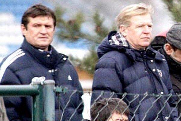 Michal Hipp a Dušan Liba budú spolupracovať v realizačnom tíme FC Nitra.