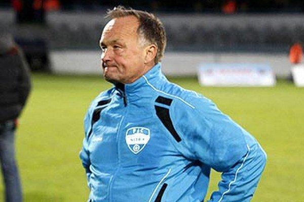 Nitra získala na jar pod Ladislavom Hudecom 16 bodov (bola ôsma v tabuľke jari), ale na záchranu to nestačilo.