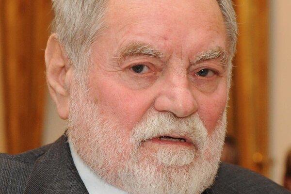 Július Vanovič zomrel vo veku 85 rokov.