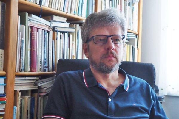 Marián Andričík prekladal epos tri roky.