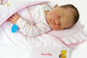 Hana Mello z Prievidze sa narodila 7.12.2020 v Bojniciach