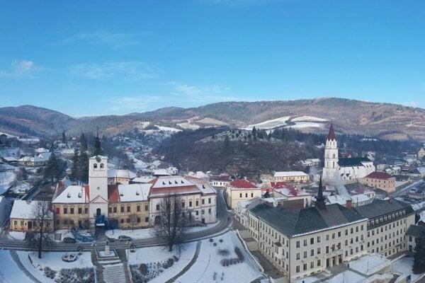 V Gelnici je od januára vážna situácia, veľmi sa nelepší.