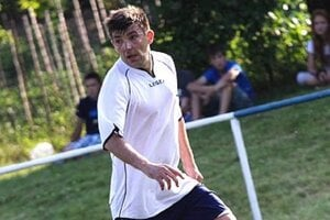 Štyridsiatnik Erik Hrnčár už dosiahol 9 gólov v tejto sezóne.