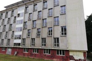 Bývalý školský internát.