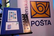 Slovenská pošta.