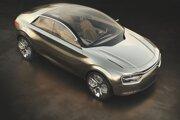 Prvá Kia z rodiny novej generácie elektromobilov nadviaže na koncept Imagine.