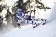 Petra Vlhová dnes ide obrovský slalom v stredisku Kranjska Gora, sledujte zjazdové lyžovanie - 2. kolo LIVE.
