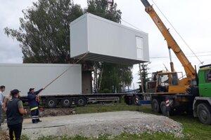 V Socovciach postavili celkom novú samoobsluhu.