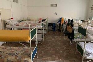 V centre pre bezdomovcov chcú zmodernizovať aj interiér