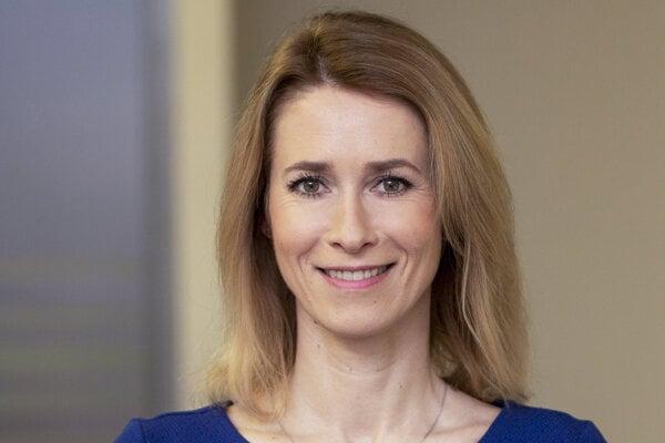 Kaja Kallasová.
