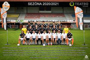 MŠK Novohrad Lučenec - jeseň sezóny 2020/21.