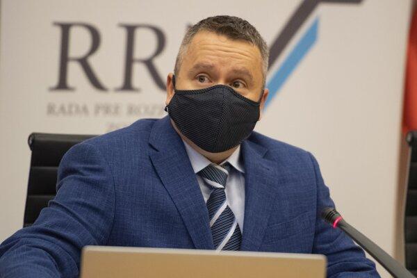Šéf Rady pre rozpočtovú zodpovednosť Ján Tóth.