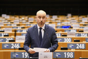 Slovenský europoslanec Vladimír Bilčík (Spolu-OD).