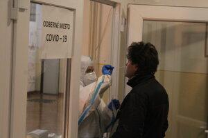 V Bánovciach nad Bebravou prebieha druhé kolo skríningového testovania