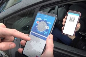 Čítačku na údaje z aplikácie majú aj policajti.