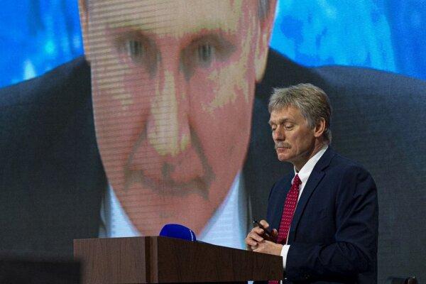 Dmitrij Peskov, hovorca ruskej vlády.