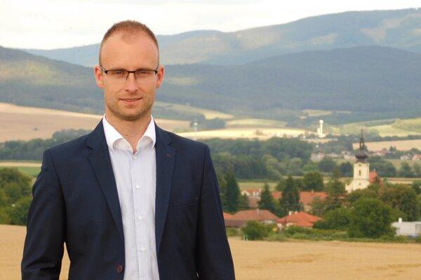 Ambiciózny starosta Ludaníc Matúš Dočkalik.