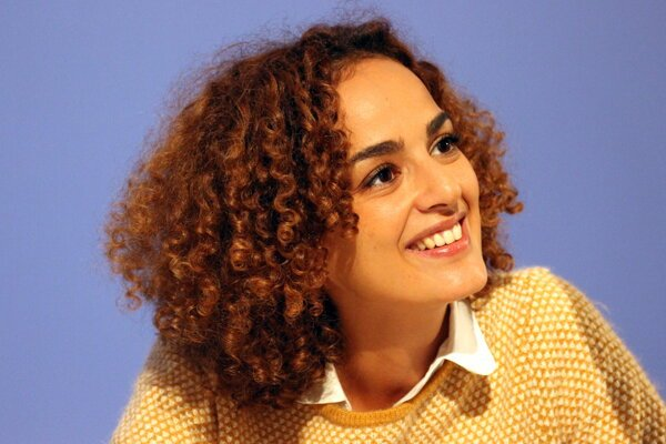 Leïla Slimani.