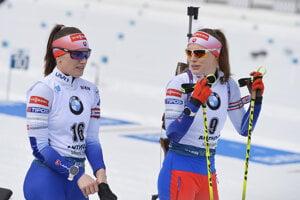 Sestry Paulína Fialková (vľavo) a Ivona Fialková.