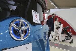 Toyota - ilustračná fotografia.