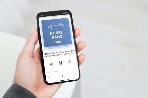 Podcast Dobré ráno.