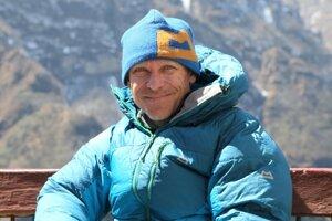 Horolezec Peter Hámor sa na jar pripravuje opäť na expedíciu do Nepálu.